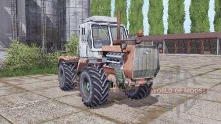 T-150K gamme de configurations pour Farming Simulator 2017