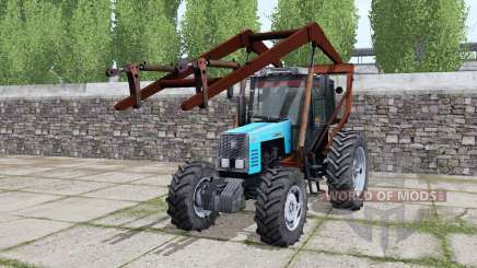 MTZ-1221 Biélorussie tagamet pour Farming Simulator 2017