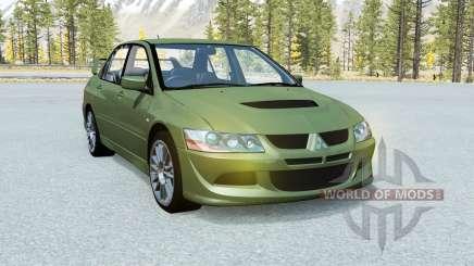 Mitsubishi Lancer Evolution VIII 2004 für BeamNG Drive