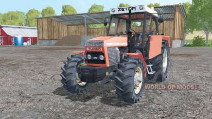 Zetor 12145 Turbo TUR 620 für Farming Simulator 2015