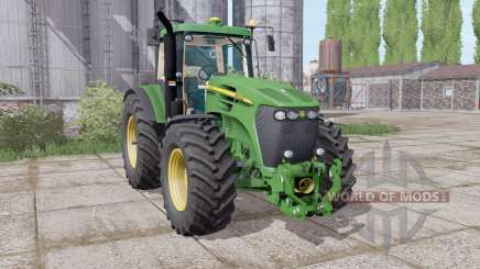 John Deere 7720 animation parts für Farming Simulator 2017