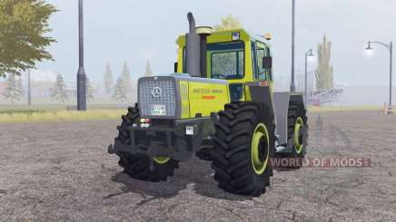 Mercedes-Benz Trac 1800 moderate yellow für Farming Simulator 2013