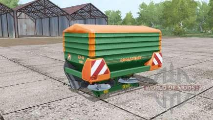 Amazone ZA-M 1501 dark lime green pour Farming Simulator 2017