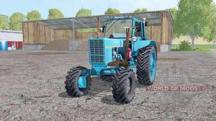 Belarus MTZ 82 PCU-0.8 pour Farming Simulator 2015