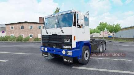 Sisu M-162 pour Euro Truck Simulator 2