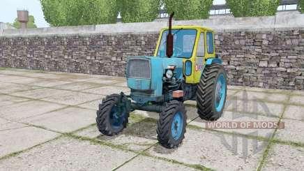 UMZ 6L mit animierten Türen für Farming Simulator 2017