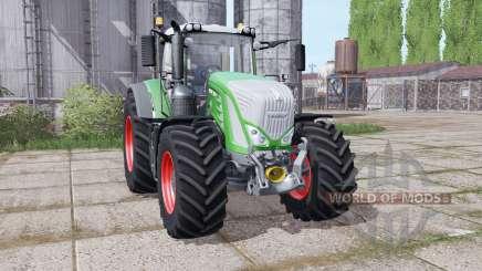 Fendt 936 Vario Grey Grill für Farming Simulator 2017