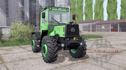 Mercedes-Benz Trac 700 Family Edition für Farming Simulator 2017