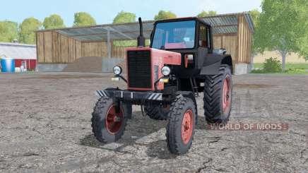 MTZ 80 Biélorussie animation pièces pour Farming Simulator 2015