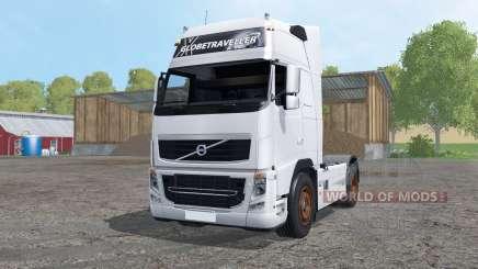 Volvo FH Globetrotter XL cab pour Farming Simulator 2015