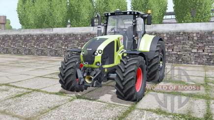 CLAAS Axion 950 design option für Farming Simulator 2017