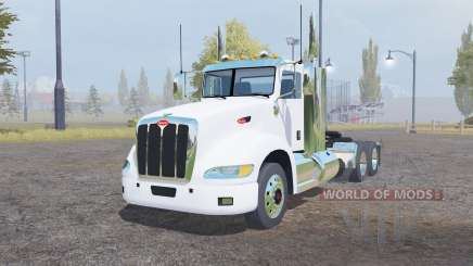 Peterbilt 386 Day Cab für Farming Simulator 2013