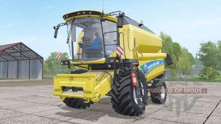 New Holland TC5.80 configure für Farming Simulator 2017