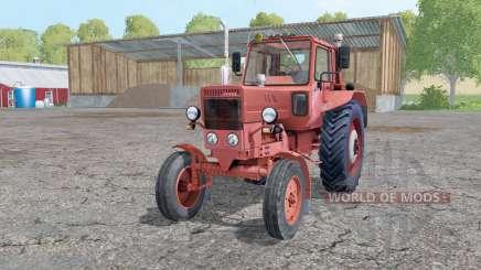 MTZ-80 Belarus mit animation Teile für Farming Simulator 2015