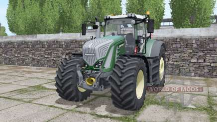Fendt 933 Vario S4 more configurations für Farming Simulator 2017