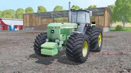 John Deere 4755 Terra für Farming Simulator 2015