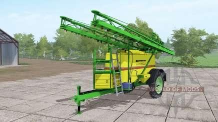 Dammann Profi-Class 5036 v1.1 für Farming Simulator 2017