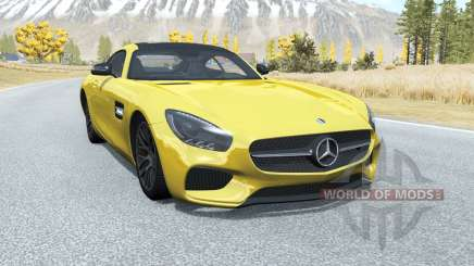 Mercedes-AMG GT coupe (C190) 2014 pour BeamNG Drive