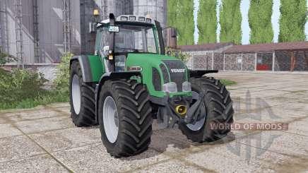 Fendt Favorit 926 Vario interactive control pour Farming Simulator 2017