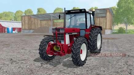 International 1055 loader mounting für Farming Simulator 2015