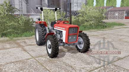 Lindner BF 450 SA dual rear pour Farming Simulator 2017