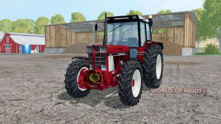International 955 loader mounting pour Farming Simulator 2015