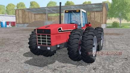 International 3588 twin wheels pour Farming Simulator 2015