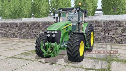 John Deere 7930 chip tuning pour Farming Simulator 2017