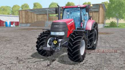 Case IH Puma 230 CVX wheels weights für Farming Simulator 2015