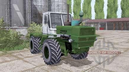 T-150K multicolore pour Farming Simulator 2017