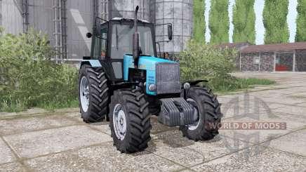 MTZ-1221 Biélorussie SAREx pour Farming Simulator 2017