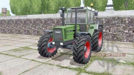 Fendt Favorit 612 LSA Turbomatik E configure pour Farming Simulator 2017