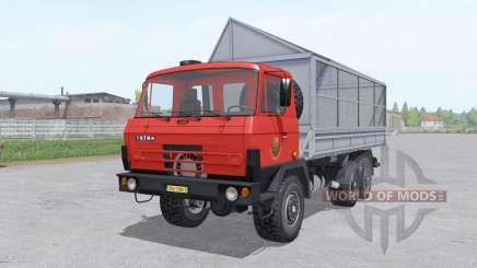 Tatra T815 replacement body für Farming Simulator 2017