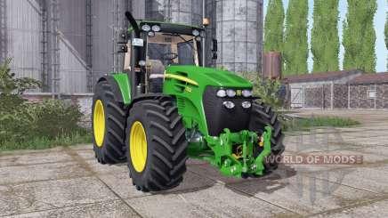 John Deere 7930 narrow twin wheels für Farming Simulator 2017