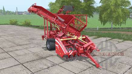Grimme Rootster 604 increased capacity pour Farming Simulator 2017
