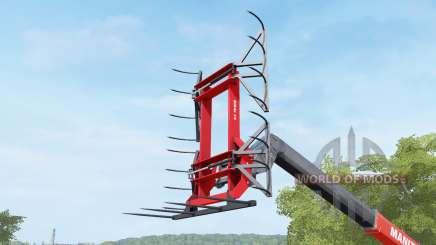 Bugnot Bibal V4 für Farming Simulator 2017
