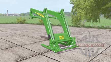 John Deere front loader für Farming Simulator 2017