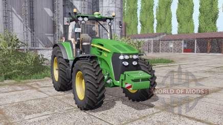 John Deere 7830 front Gewicht für Farming Simulator 2017