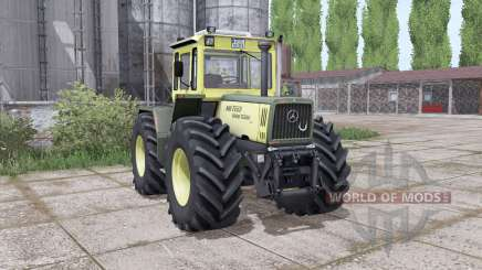Mercedes-Benz Trac 1600 Turbo animation parts für Farming Simulator 2017
