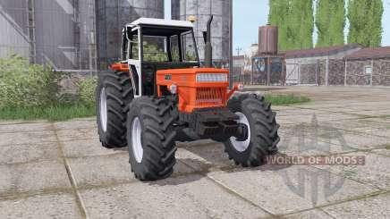 Fiat 1300 DT Super configure pour Farming Simulator 2017