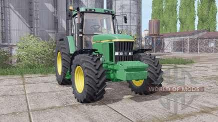 John Deere 7610 front weight für Farming Simulator 2017