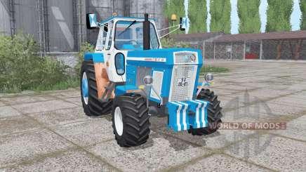 Fortschritt Zt 303-E dual rear pour Farming Simulator 2017