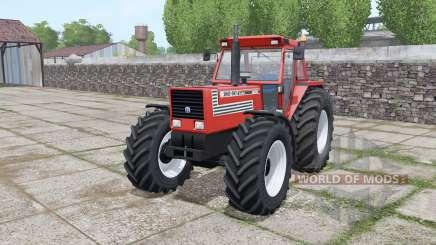 Fiat 180-90 Turbo animation parts für Farming Simulator 2017