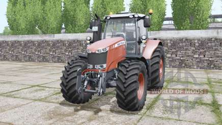 Massey Ferguson 7719 more configurations für Farming Simulator 2017