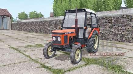 Zetor 7211 1985 pour Farming Simulator 2017