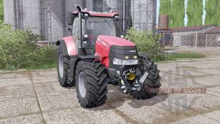 Case IH Puma 240 CVX narrow wheels pour Farming Simulator 2017