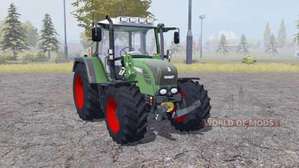 Fendt 312 Vario TMS change wheels pour Farming Simulator 2013