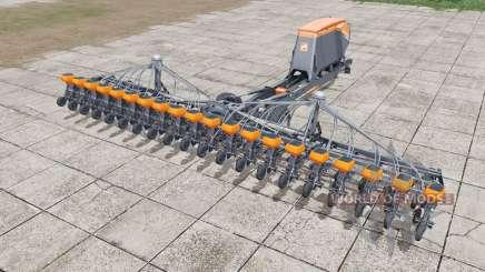 Amazone Condor 15001 Row Unit für Farming Simulator 2017