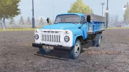 GAZ 53 v2.0 für Farming Simulator 2013