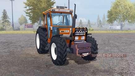 Fiatagri 90-90 DT front loader pour Farming Simulator 2013